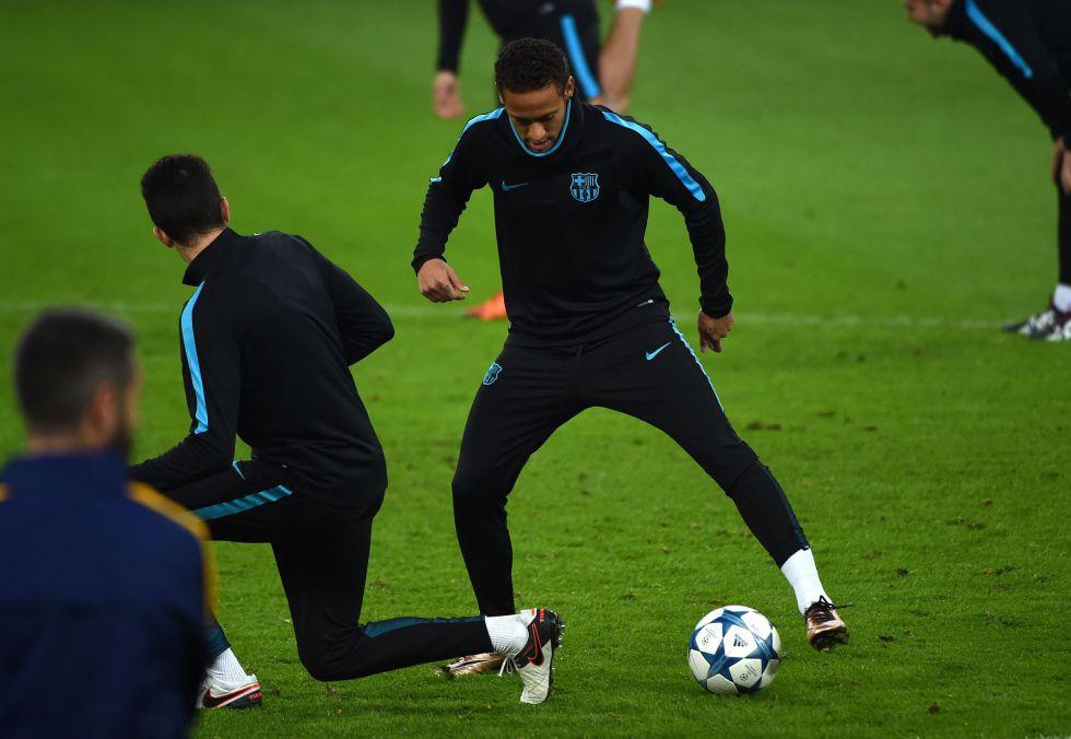 Neymar no se pierde Japón